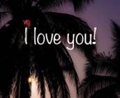 How He Said: I love you!